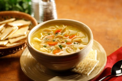 January 28, 2018,11:00 a.m. to 2:00 p.m. -- Soup & A Bowl